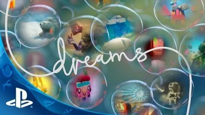 Dreams – Трейлер с выставки «The Game Awards 2017»