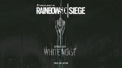 Tom Clancy's Rainbow Six Siege – Трейлер новой операции с датой выхода «White Noise» [RU]