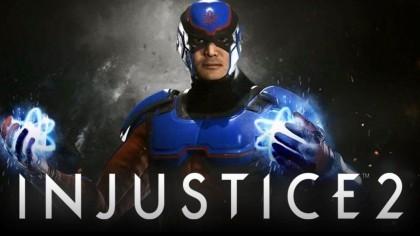 Injustice 2 – Трейлер нового героя «Атом»