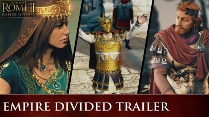 Total War: ROME 2 – Empire Divided – Кампания за Зенобию