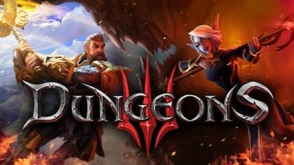 как пройти Dungeons 3 видео