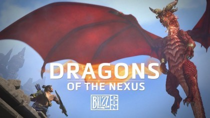 Heroes of the Storm – Ролик «Драконы Нексуса» [RU]