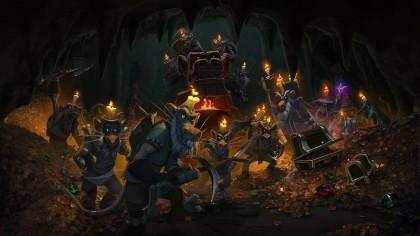 Hearthstone: Heroes of Warcraft – Вступительный ролик нового дополнения «Кобольды и Катакомбы» [RU]