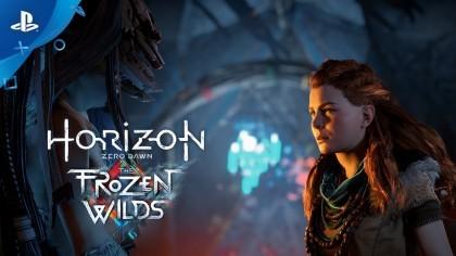 Horizon Zero Dawn: The Frozen Wilds – Прохождение квеста «Survivor» (Демонстрация геймплея)
