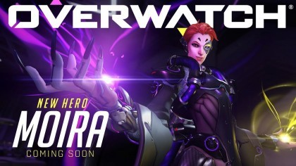 Overwatch – Новый трейлер «История героя: Мойра» [RU]