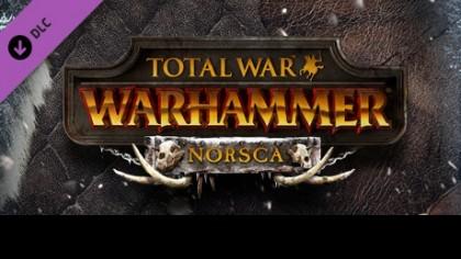 как пройти Total War: WARHAMMER — Norsca видео
