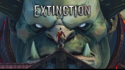 Extinction – Первый трейлер игрового процесса