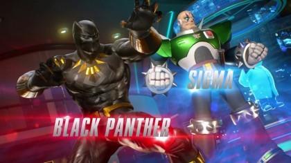 Marvel vs. Capcom: Infinite – Новый геймлей «Черная пантера и Сигма»