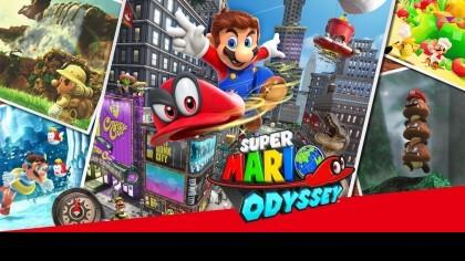 Super Mario Odyssey – Трейлер к выходу игры (На русском)