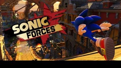 Sonic Forces – Ролик с игровым процессом (Геймплей)