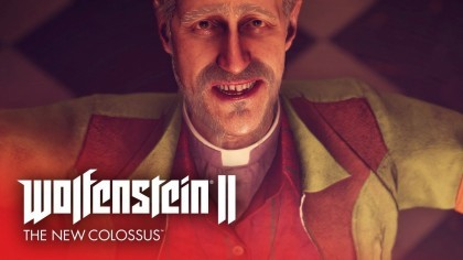 Wolfenstein II: The New Colossus – Новый трейлер «GIVE UP AND DIE, OR STEP UP»