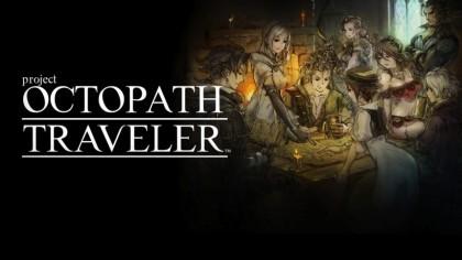 Project Octopath – 40 минут игрового процесса (Новый геймплей)