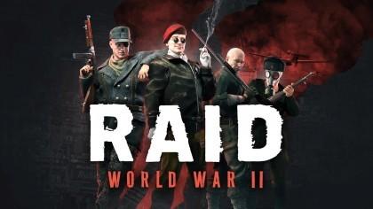 RAID: World War 2 – Трейлер с игровым процессом