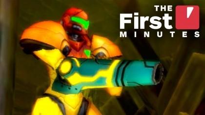 Metroid: Samus Returns – Первые 11 минут игрового процесса (Геймплей)
