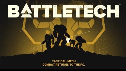 BattleTech – 13 минут игрового процесса (Геймплей)