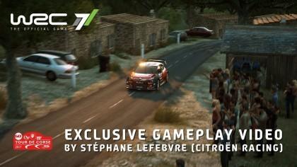 WRC 7 – Игровой процесс – Корсика (Геймплей)