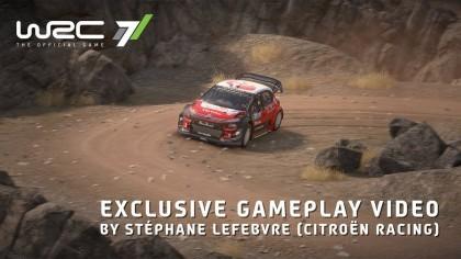 WRC 7 – Игровой процесс – Аргентина (Геймплей)