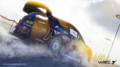WRC 7 – Игровой процесс – Швеция (Геймплей)