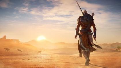 Assassin's Creed: Origins – Демонстрация открытого мира (Новый геймплей)