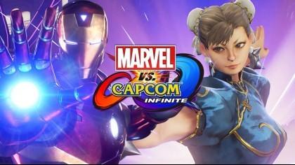 Marvel vs. Capcom: Infinite – 20 минут сюжетного режима