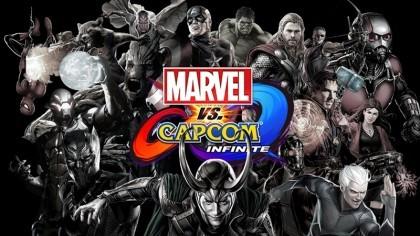 Marvel vs. Capcom: Infinite – 9 минут игрового процесса (Геймплей)