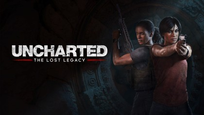 как пройти Uncharted: The Lost Legacy видео