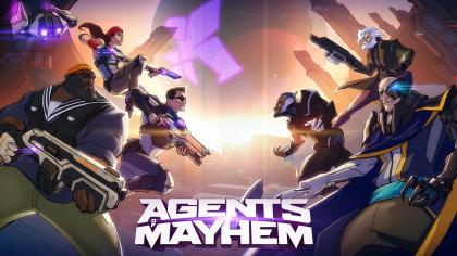 как пройти Agents of Mayhem видео