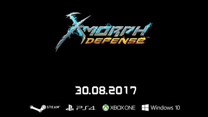 X-Morph: Defense – Трейлер с датой выхода