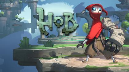 Hob – Новый трейлер с датой выхода игры