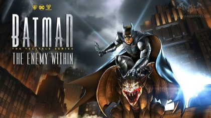 как пройти Batman: The Enemy Within - The Telltale Series видео