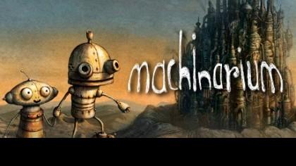 как пройти Machinarium видео