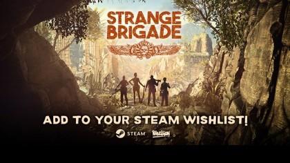 Strange Brigade – 40 минут игрового процесса (Первый геймплей)