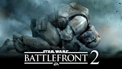 Star Wars Battlefront 2 – Демонстрация игрового процесса (Е3 2017)