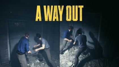 Геймплей - A Way Out – Видеоролик игрового процесса (Е3 2017)