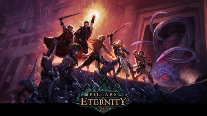 Pillars of Eternity: Complete Edition – 14 минут геймплея на PS4 (Е3 2017)