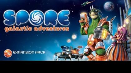 как пройти Spore: Galactic Adventures видео