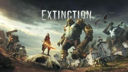 Extinction – 6 минут игрового процесса (Первый геймплей с Е3 2017)