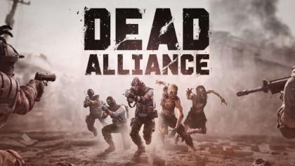 Dead Alliance – 6 минут игрового процесса (Первый геймплей с Е3 2017)