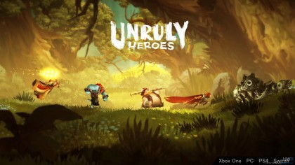 Unruly Heroes – Официальный трейлер