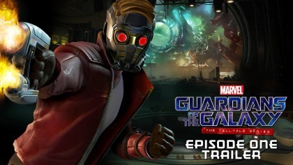 Marvel's Guardians of the Galaxy – Первый эпизод