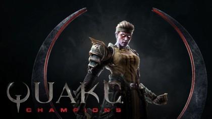 Quake: Champions – Трейлер новой героини «Галена» (На русском)