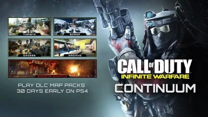 Call of Duty: Infinite Warfare – Трейлер набора «Continuum» (На русском)