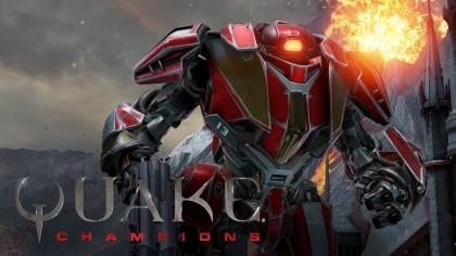Quake: Champions – Трейлер нового героя по кличке «Клатч» (На русском)