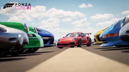 Forza Horizon 3 – Новый трейлер «Набор автомобилей Porsche»