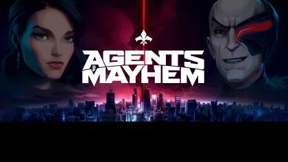 Трейлеры - Agents of Mayhem – Новый трейлер «Плохие против злых» (На русском)