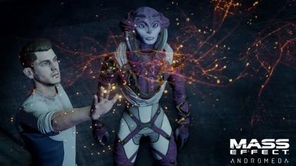 Mass Effect: Andromeda – Официальный трейлер игрового процесса «Исследование миров»