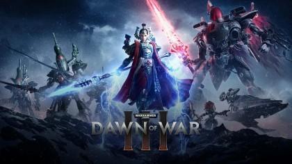 Warhammer 40,000: Dawn of War III – Новый трейлер «Мастера Войны» (На русском)