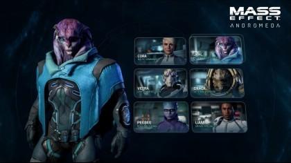 Mass Effect: Andromeda – Новый трейлер «Персонажи» (На русском)