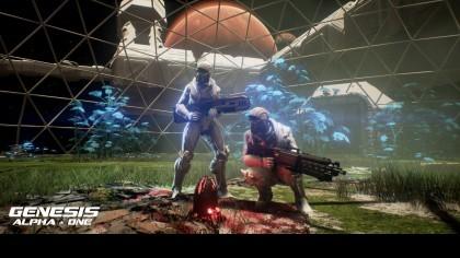 Genesis Alpha One –  Дебютный трейлер