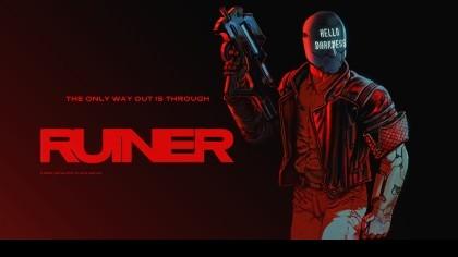 RUINER – Первый трейлер стильного брутального киберпанка